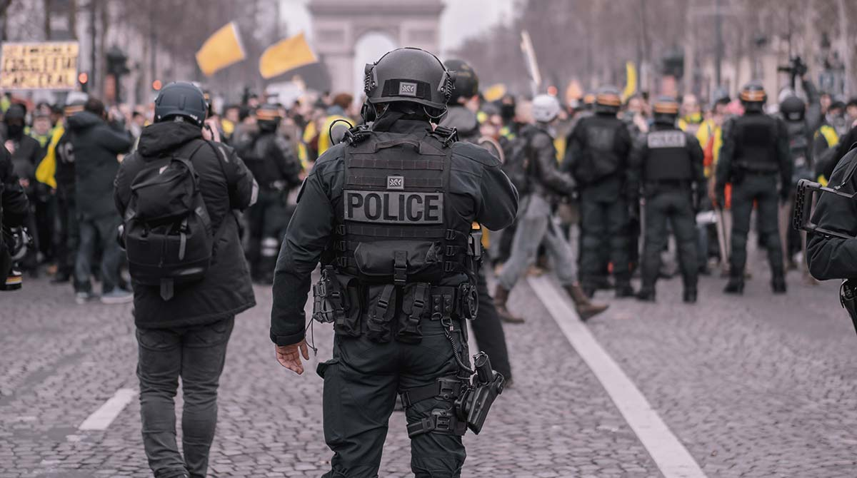 Armored Police Force