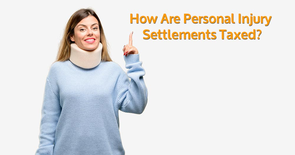 How personal injury settlements are taxed