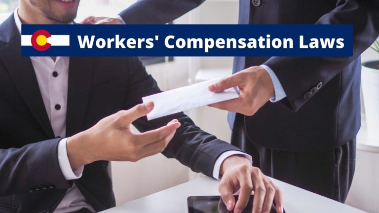 Important Workers' Comp Laws to Know in Colorado